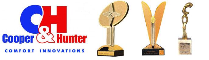 Награды Купер Хантер