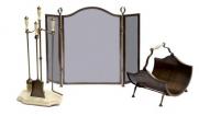 Аксессуары для каминов